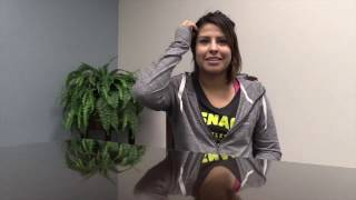 Olympian Marlen Esparza on her March 23 pro debut w/ Golden Boy, Virgil Hunter & More