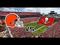 Week 7: Browns vs Buccaneers Preview!