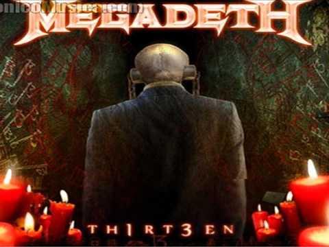 Megadeth - TH1RT3EN - Black Swan