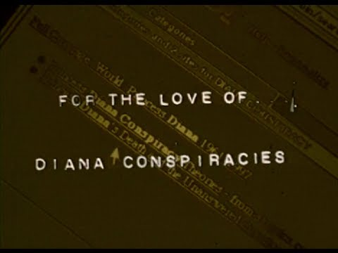 Jon Ronson's For the Love of Princess Diana Conspiracies