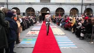 Livstyckets modevisning på Stockholms stadsmuseum