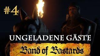 Let's Play Kingdom Come Deliverance (Band of Bastards) #4: Ungeladene Gäste (deutsch / blind)