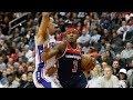 Bradley Beal 34 Pts! Dominates 4th vs 76ers! 2018-19 NBA Season Videos [+50] Videos  at [2019] on realtimesubscriber.com