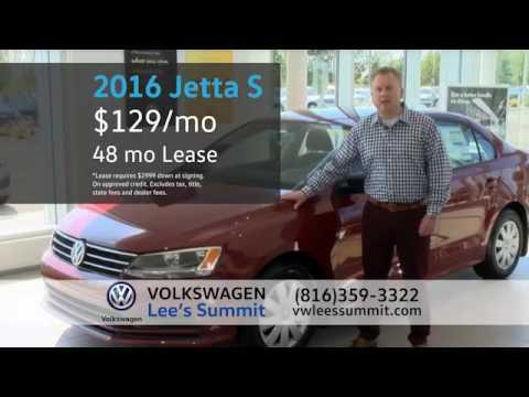 VW Lee's Summit 4 Reasons in September