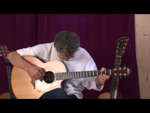 Tony Ackerman:  ROOTS, on 5 guitars at once Lowden, Martin, Monteleone, Papazian