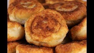 """Мясные """"Улитки"""" -  вкусные и сочные мини-беляшики!!"""
