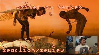 BJORK ARISEN MY SENSES REACTION/REVIEW