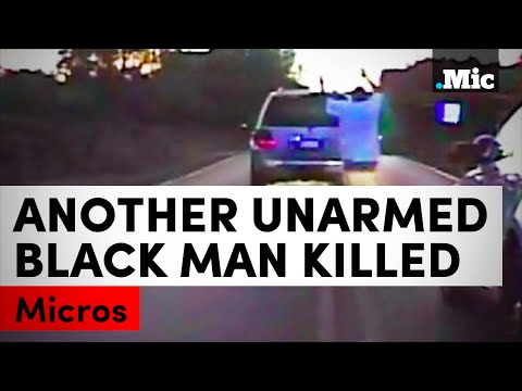 Terence Crutcher is the latest unarmed black man killed by police