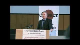 Конференция по суверенитету Германии(Глобальная власть бандгосударства