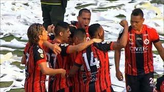 Cúcuta vs. Bucaramanga (3-2) Liga Aguila 2019-I | Fecha 5