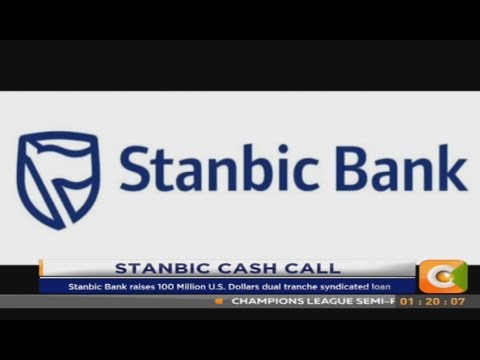 Stanbic Bank Raises 100 Million US Dollars Dual Tranche Syndicated Loan