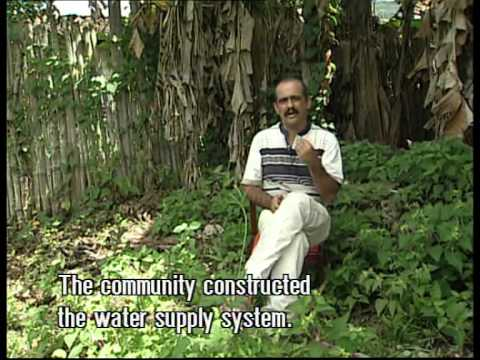 The Seventh Video on Community Water Supply Management