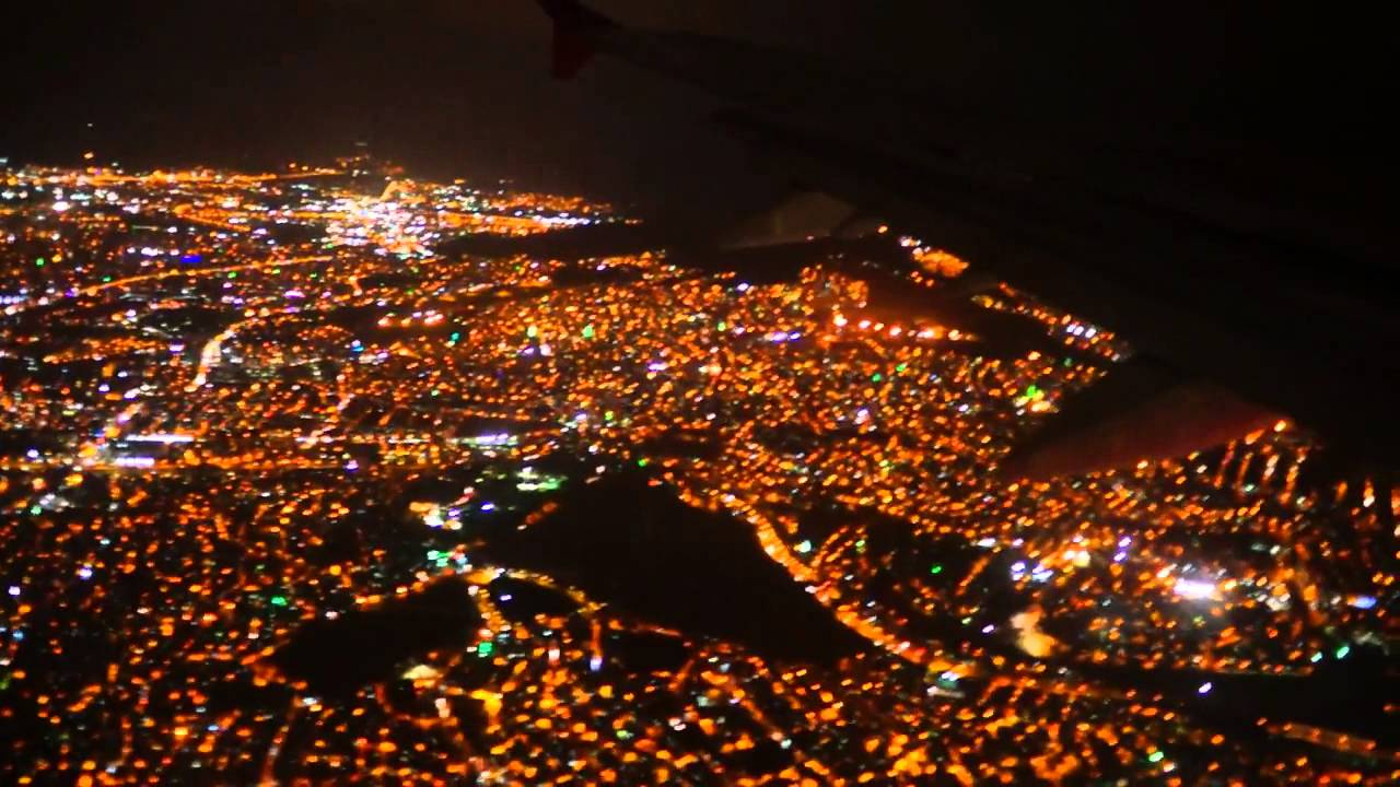 Image result for istanbul in night from the air