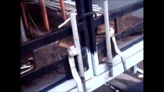 Самодельная термобудка на Газель. 5 часть. Изготовление ворот.