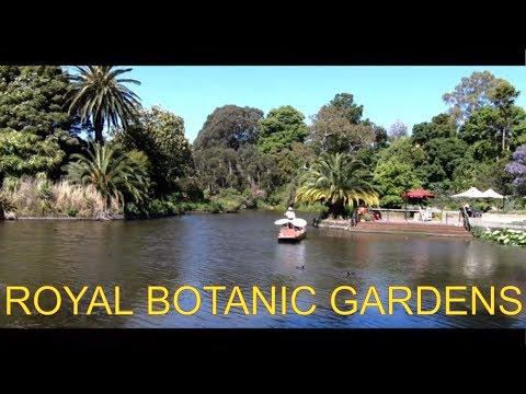 Visit Royal Botanic Gardens Best Park in Melbourne Australia 2019 - 2.7K