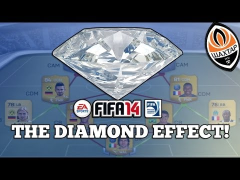 FIFA 14 - The Diamond Effect - Episode 4 - Shakhtar Donetsk!