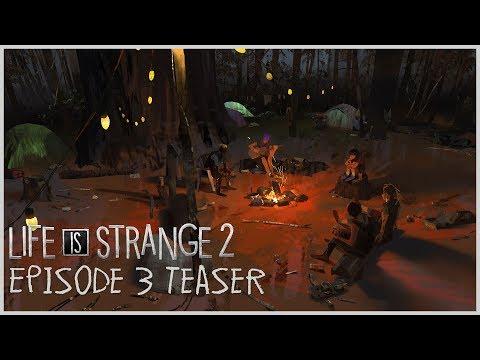 Life is Strange 2 trailer teases Episode 3: Wastelands