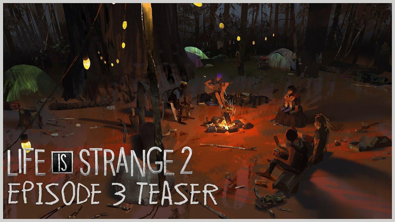 Life Is Strange 2 - Episode 4 For Mac