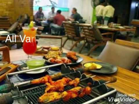 Barbeque nation ...best hotel for vegetarian and non-vegetarians in raipur