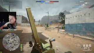 Battlefield 1 - Full round | Bomber gunning and infantry rekkin'
