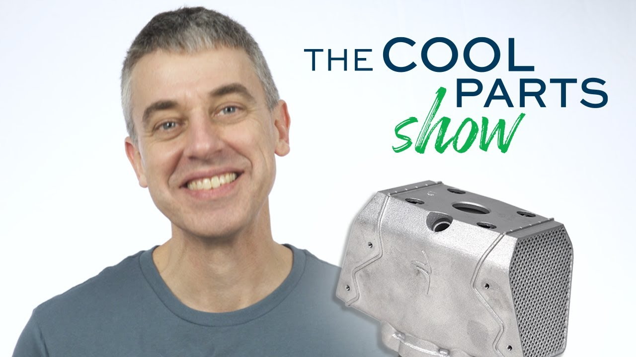 3D Printing Changes a Drone Engine: The Cool Parts Show S2E3