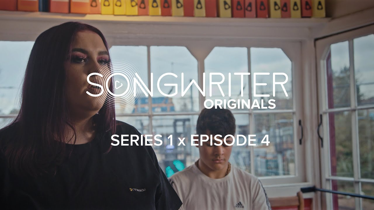 Lorna Thompson - Talk to Me (Live) | Songwriter Originals | S1 EP4