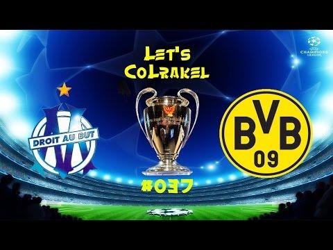 Olympique Marseille vs.Borussia Dortmund | Let's CoLrakel UEFA CL 2013 / 2014 - #037 | Full-HD
