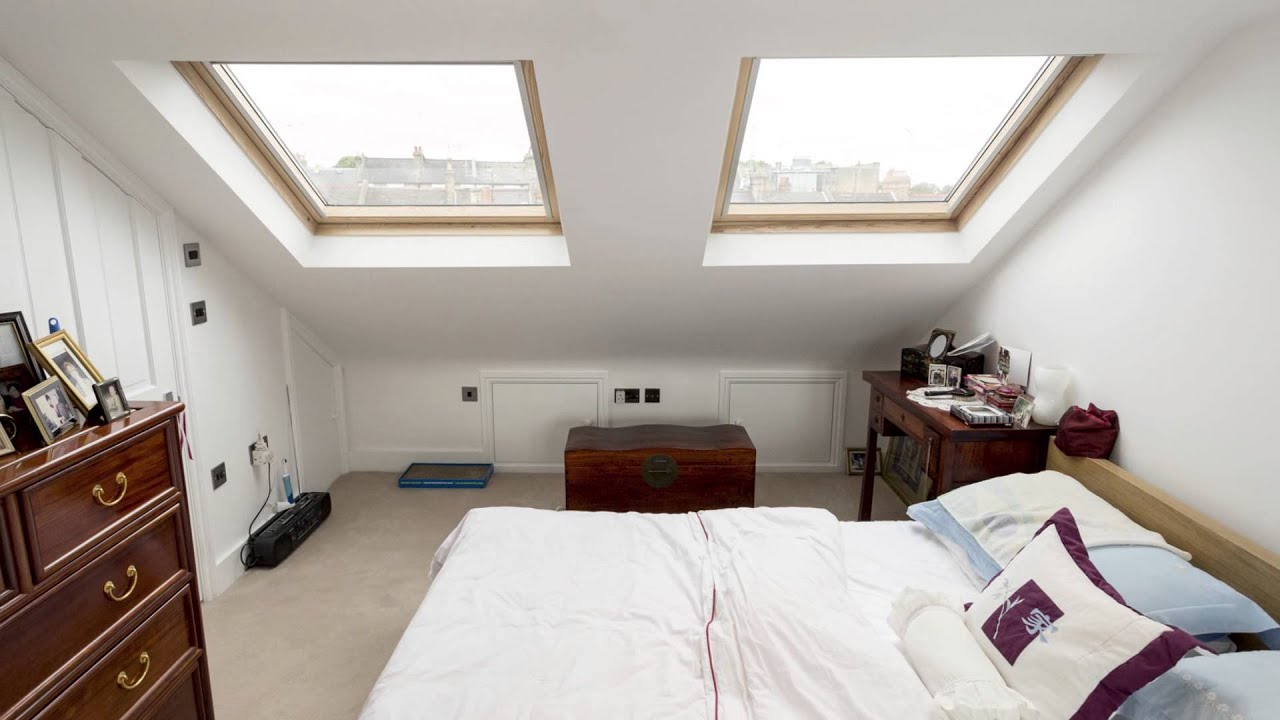 Rear Dormer Loft Conversion London Rosedale Terrace