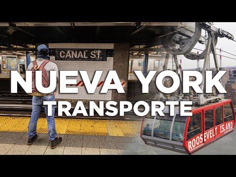 Transporte en Nueva York ( metro, bus, taxi, ferry...) por Molaviajar