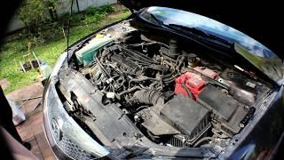 Честный отзыв! Лавр раскоксовка часть Вторая  . Mazda 6 GG и Раскоксовывание двигателя LAVR МL202