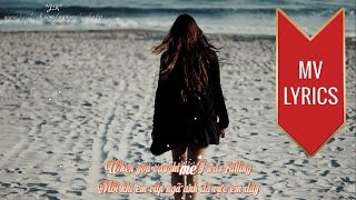 Imagine Me Without You | Jaci Velasquez | Lyrics [Kara + Vietsub HD]