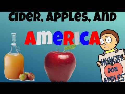 Cider, Apples, and AMERICA | A brief history of Hard Cider