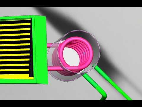 видео: Солнечный коллектор для дома  - устройство