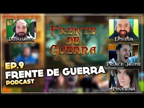 Frente de Guerra Podcast Ep. 9 - Druidas de Kul Tiras y más | Programa en directo resubido