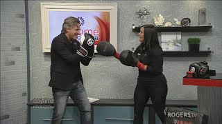 9Round Kickboxing Workout comes to Orléans
