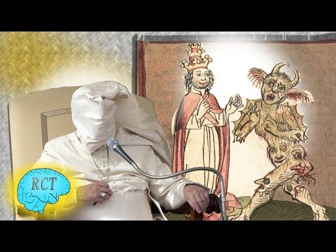 5 Bizarre Images of Popes