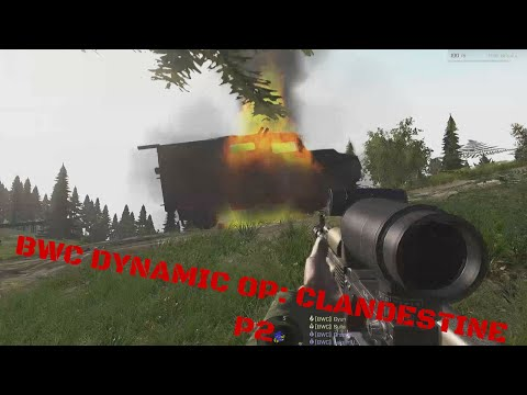 BWC Arma 3 Dynamic Ops: Clandestine P2