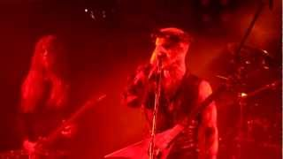 "Behemoth Live In Moscow (23.09.2012) - ""23 (The Youth Manifesto)"""