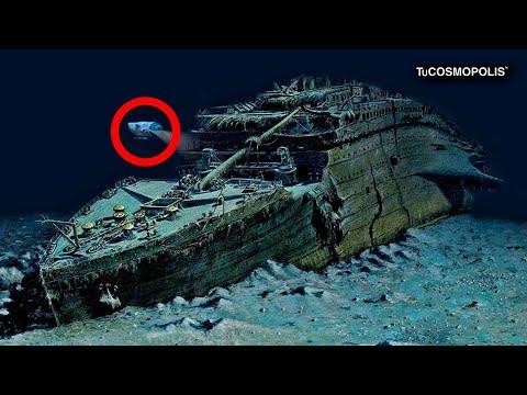 Por qué el TITANIC NO se PUEDE SACAR del MAR y OTROS SECRETOS