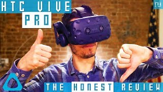 HTC VIVE PRO - The Full HONEST Review