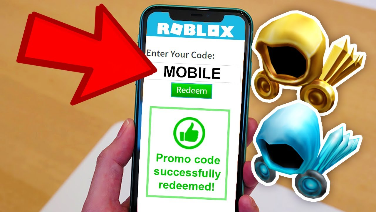 All Roblox Promo Codes List Irobux Mobile May 2020 All Working Roblox Promo Codes For Mobile Ios Android Youtube