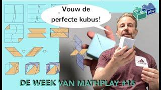 Vouw de perfecte kubus! - DWVM#15
