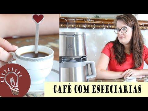 CAFÉ COM ESPECIARIAS | CEIA DE NATAL LOW CARB 2017 #03