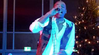 PERCIVAL [The Voice] performs Like The Way I Do - Live[HQ] @ Steinhaus Solingen Germany 12-Dec-2011