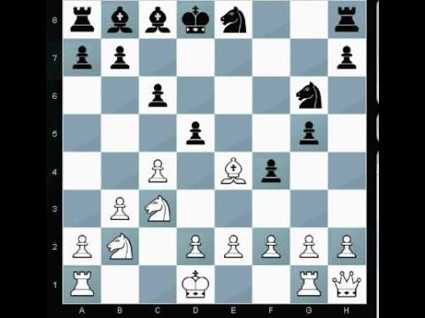 Game 02 - Fischer Random chess960 chess 960 - learn chess variants