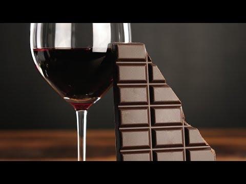 ВИНО И ШОКОЛАД Какой шоколад к какому вину подходит