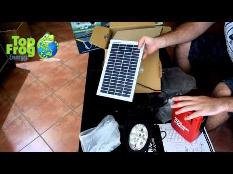 Primus Solar Lighting Kit – Solar Camping Light Kits