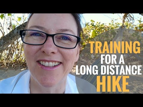 TRAINING for a LONG DISTANCE HIKE When You're Over 50 [Living in Puerto Rico Ep 8]