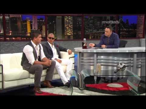 Maffio y Joey Montana Entrevista en Esta Noche Tu Night (1-26-12)