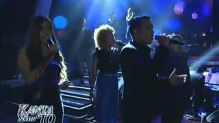 Martin Nievera, Erik Santos sing 'This is the Moment'